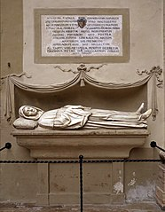 tomb of Bartolomeo Aragazzi