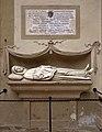 Michelozzo, frammenti del monumento di bartolomeo aragazzi, m. 1435, 01.jpg