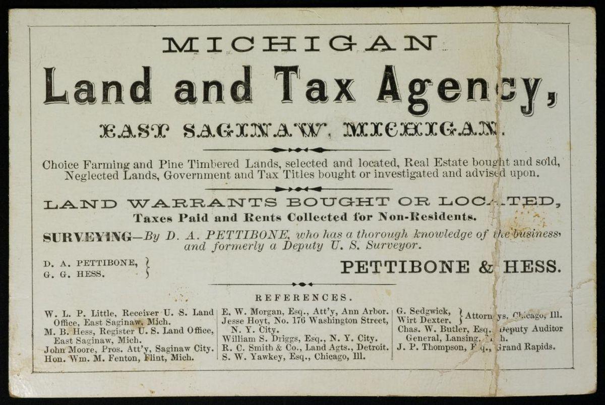 Land & Tax agency