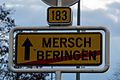 Miersch, rue de la Gare, City-limit-101.jpg