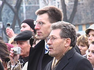 Liberal Party (Moldova) - Mihai Ghimpu and Dorin Chirtoacă