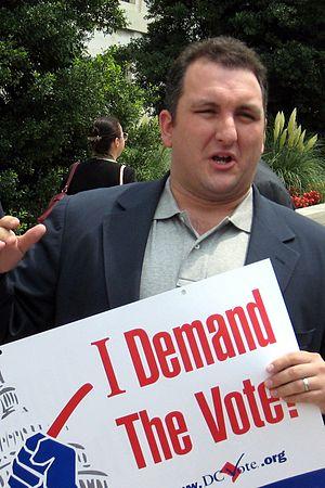 English: Mike Panetta, shadow representative f...