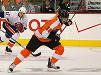 List of Philadelphia Flyers team captains - Wikipedia, the free ...