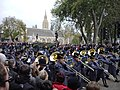 Military Band in Parliament Square on Remembrance Sunday - geograph.org.uk - 1572824.jpg
