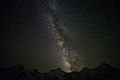 Milkyway on the brink of Hispar Glacier, Pakistan.jpg