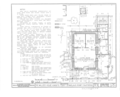 Miller House, Sonora Highway, Knights Ferry, Stanislaus County, CA HABS CAL,50-KNITF,1- (sheet 1 of 3).png