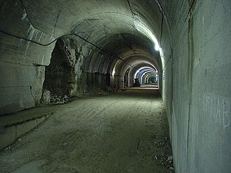 Fortress of Mimoyecques - Image: Mimoyecques 2