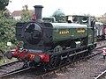 Minehead - 7752 GWR livery.JPG
