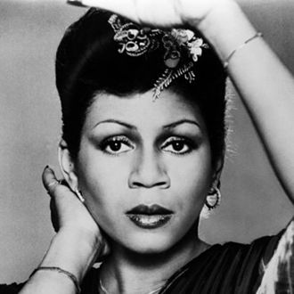 Maya Rudolph - Soul singer Minnie Riperton, Rudolph's mother, in 1977