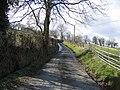 Minor Road near Bryneglwys - geograph.org.uk - 363984.jpg
