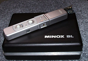 Minox - Minox BL with bulb flash and box