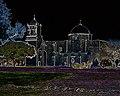 Mission San Jose Church Glow (6662250449).jpg