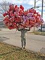 Missouri Guardsmen deliver Valentine's Day balloons 130214-D-YU513-001.jpg