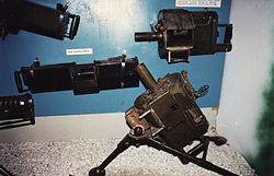 Mk 18 Mod 0 & Mk 20 Mod 0 Grenade Launchers at War Remnants Museum (Ho Chi Minh City).jpg