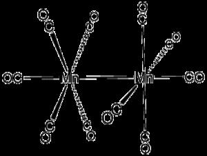 IUPAC nomenclature of inorganic chemistry 2005 - Image: Mn 2(CO)10