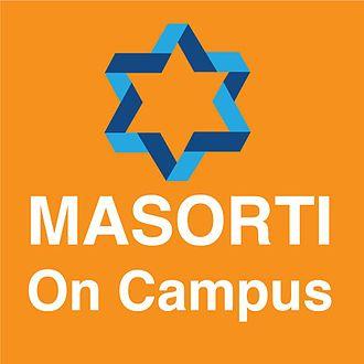 Masorti on Campus - Image: Mo C Logo