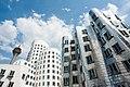 Modern architecture of Düsseldorf, Western Germany, Western Europe. May 6, 2013. (2).jpg