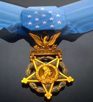 Army version of the Medal of Honor