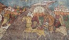 Османская армия до взятия Константинополя в 1453, Монастырь Молдовица
