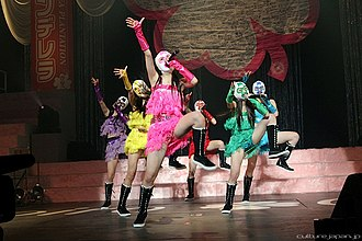 Momoiro Clover Z - Live in April 2011
