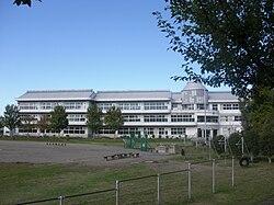 市立 小学校 桜川 紫尾 いきいきマイスクール> 桜川市立紫尾小学校