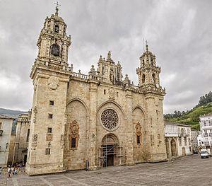 Mondoñedo Cathedral - Cathedral of Mondoñedo