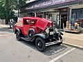 Monmouth Street Antique Gallery Model A Ford, Newport, KY.jpg