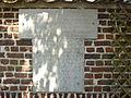 Mons-en-Pévèle (Nord, Fr) memorial Bataille 1304.JPG