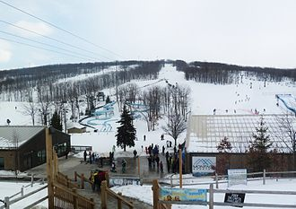 Wyoming Valley - Montage Mountain Ski Resort