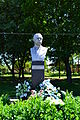 Monument to Taras Shevchenko in the Shatsk, Ukraine.JPG