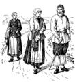 Morafolk i folkdräkt under början av 1700-talet (efter samtida kopparstick).png