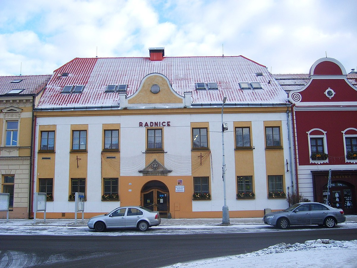 Moravské Budějovice - Wikipedia