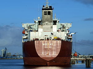 Moray, IMO 9198783, Port of Amsterdam, photo-2.JPG