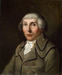Karl Philipp Moritz, Gemälde von Karl Franz Jacob Heinrich Schumann, 1791, Gleimhaus Halberstadt (Quelle: Wikimedia)