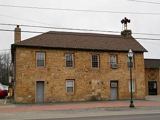 Hopwood, Pennsylvania - Morris Hair Tavern