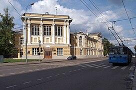 Arquitectura ecl ctica en rusia wikipedia la for Arquitectura eclectica