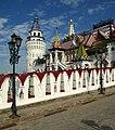 Moscow, New Kremlin in Izmailovo, outside (1).jpg