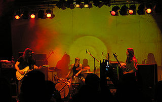 Motorpsycho band from Trondheim, Norway