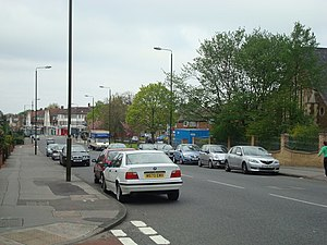 Mottingham - Image: Mottingham Road, Mottingham, London SE9 geograph.org.uk 1271319