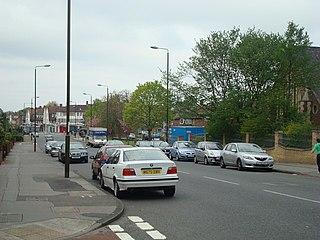 Mottingham neighborhood