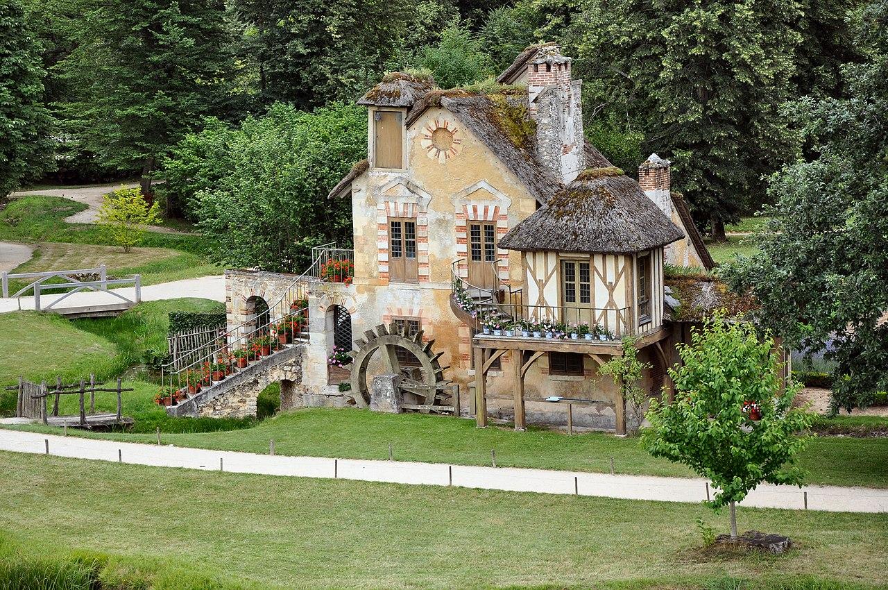 file moulin au hameau de la reine 1 jpg wikimedia commons. Black Bedroom Furniture Sets. Home Design Ideas