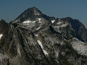 Geography of the North Cascades - Mount Despair, located within North Cascades National Park