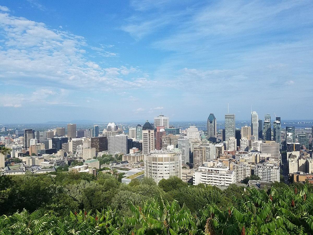 Montreal Wikipedia