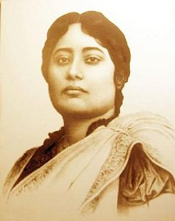 Mrinalini Devi Wife of Rabindranath Tagore