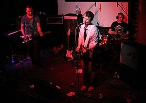 Muchy (band) - Muchy in concert (2007)