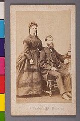 Mulher Anônima e Francisco Bueno Miranda - J. Insley Pacheco
