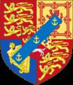 Munster (Fitzclarence) Escutcheon.png