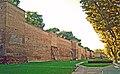 Mur d'Aurélien à Porta Metronia.JPG