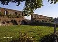 Mura della Cittadella di Pisa.JPG