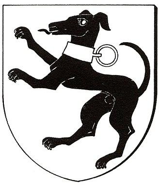 Murbach Abbey - Image: Murbach COA